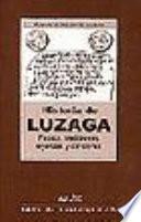 Historia de Luzaga. Fiestas, tradiciones, leyendas y canciones
