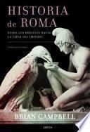 Historia de Roma : desde los orígenes hasta la caída del Imperio