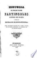 Historia del esforçado cavallero Partinobles Conde de Bles, y despues fue emperador de Constantinopla