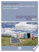 Informe del Grupo de Tareas sobre el desfase en el logro de los objetivos de desarrollo del Milenio de 2011