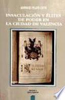 Insaculación y élites de poder en la ciudad de Valencia