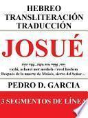 Josué: Hebreo Transliteración Traducción