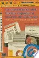La enseñanza del léxico español a través de Internet