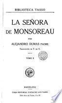 La señora de Monsoreau, 2