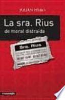 La Sra. Rius al desnudo : Confesiones de una madame