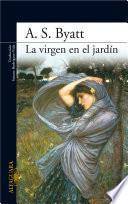 La virgen en el jardín