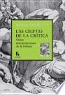 Las criptas de la crítica
