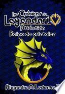 Las crónicas de Leyendario: Atlántida, reino de cristales