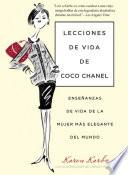 Lecciones de vida de Coco Chanel