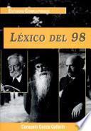Léxico del 98
