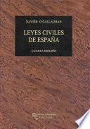 Leyes civiles de España