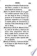 Libro Segundo, En Que Se Continuan Las Ideas extractadas de los Pronósticos con sus Prólogos, y Dedicatorias, que empiezan desde el año de 1745 hasta el de 1753, y al fin otros papeles sobre los mismos asuntos
