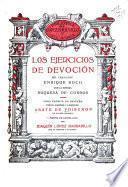 Los ejercicios de devoción del caballero Enrique Roch con la señora Duquesa de Condor