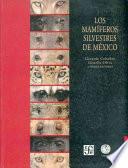 Los mamíferos silvestres de México