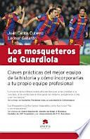 Los mosqueteros de Guardiola