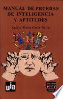 Manual de pruebas de inteligencia y aptitudes
