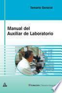 Manual Del Auxiliar de Laboratorio. Temario Ebook
