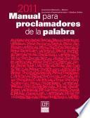 Manual para proclamadores de la palabra 2011 - USA