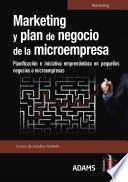 Marketing y plan de negocio