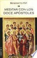 Meditar con los doce apóstoles
