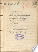 Memoria sobre las aguas medicinales de Segura de Aragon correspondiente al año de 1863