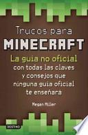 Minecraft trucos