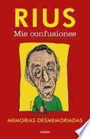 Mis confusiones (Colección Rius)
