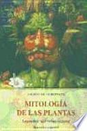 Mitología de Las Plantas