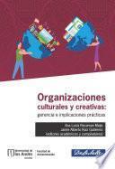Organizaciones culturales y creativas