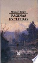 Páginas excluidas