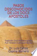 Pasos Desconocidos de Los Doce Apostoles: Tradici