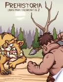 Prehistoria libro para colorear 1 & 2