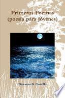 Primeros Poemas (poesía para jóvenes)