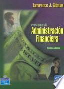 Principios de administración financiera