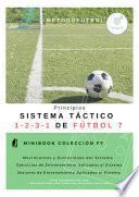 Principios Sistema Táctico 1-2-3-1 Fútbol 7