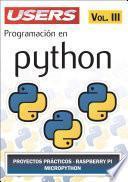 Programación en Python III
