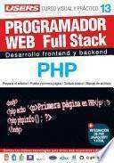 PROGRAMACION WEB Full Stack 13 - PHP