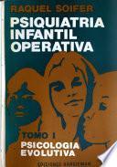Psiquiatría infantil operativa