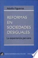 Reformas en sociedades desiguales