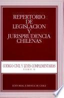Repertorio de Legislación y Jurisprudencia Chilenas. Codigo civil Tomo II