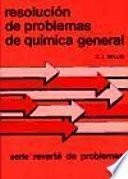 Resolución de problemas de química general