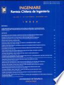 Rev Chilena de Ingenieria