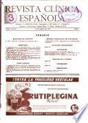 Revista clínica española