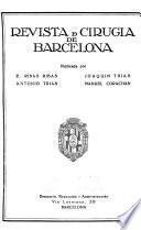 Revista de cirugía de Barcelona