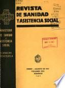Revista venezolana de sanidad y asistencia social