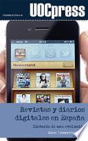 Revistas y diarios digitales en España