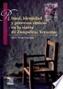 Ritual, identidad y procesos étnicos en la sierra de Zongolica, Veracruz