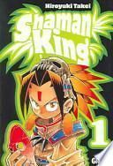 Shaman king: Chico que baila con los fantasmas