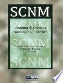 Sistema de Cuentas Nacionales de México. Producto Interno Bruto por entidad federativa 1996-2001