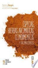 SPA-ESPECIAS HIERBAS AROMATICA